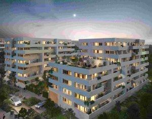 Achat / Vente programme immobilier neuf Cergy quartier des Doux-Epis (95000) - Réf. 3065
