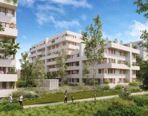 Achat / Vente programme immobilier neuf Cergy quartier des Doux-Epis (95000) - Réf. 2759