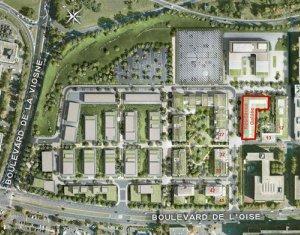 Achat / Vente programme immobilier neuf Cergy quartier Hauts-de-Cergy (95000) - Réf. 806