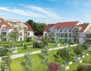 Achat / Vente programme immobilier neuf Chalifert quartier résidentiel proche gare RER Chessy (77144) - Réf. 3967