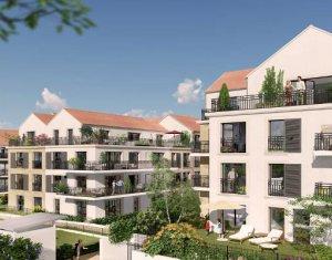 Achat / Vente programme immobilier neuf Chambourcy à deux pas du cœur de ville (78240) - Réf. 4290
