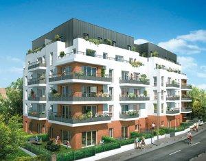 Achat / Vente programme immobilier neuf Champigny-sur-Marne à 1,5 km de la gare RER (94500) - Réf. 3152