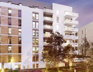 Achat / Vente programme immobilier neuf Champigny-sur-Marne à 10 minutes à pied du RER A (94500) - Réf. 4275