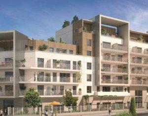 Achat / Vente programme immobilier neuf Champigny-sur-Marne proche arrêt de bus (94500) - Réf. 3634