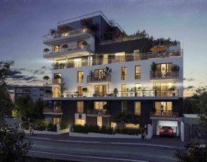 Achat / Vente programme immobilier neuf Champigny-sur-Marne quartier résidentiel (94500) - Réf. 3731