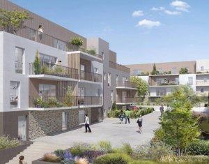 Achat / Vente programme immobilier neuf Champs-sur-Marne aux pieds des transports (77420) - Réf. 4429
