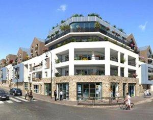 Achat / Vente programme immobilier neuf Champs-sur-Marne centre historique (77420) - Réf. 978