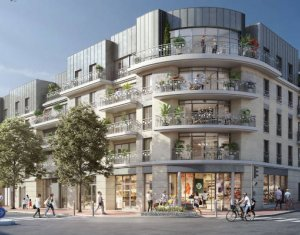 Achat / Vente programme immobilier neuf Châtenay-Malabry (92290) - Réf. 4917