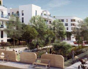 Achat / Vente programme immobilier neuf Châtenay-Malabry en bordure du Parc de Sceaux (92290) - Réf. 3123
