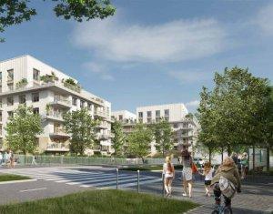 Achat / Vente programme immobilier neuf Châtenay-Malabry face au Parc de Sceaux (92290) - Réf. 5958