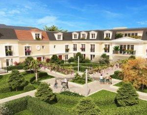Achat / Vente programme immobilier neuf Châtenay-Malabry proche centre-ville et écoles (92290) - Réf. 3925