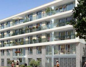Achat / Vente programme immobilier neuf Châtenay-Malabry proche Parc de Sceaux (92290) - Réf. 2579