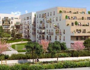 Achat / Vente programme immobilier neuf Châtenay-Malabry proche RER B (92290) - Réf. 3139