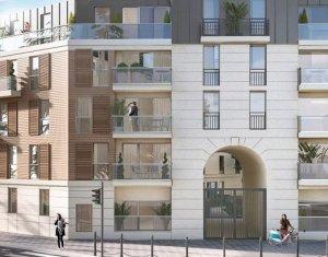 Achat / Vente programme immobilier neuf Châtenay-Malabry proximité du cœur de ville (92290) - Réf. 1059
