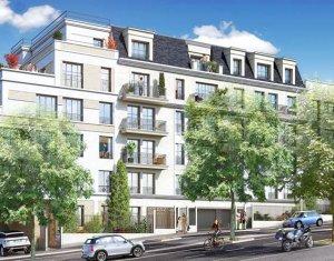 Achat / Vente programme immobilier neuf Châtillon proche Paris (92320) - Réf. 1782