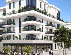 Achat / Vente programme immobilier neuf Chelles proche centre-ville (77500) - Réf. 2121