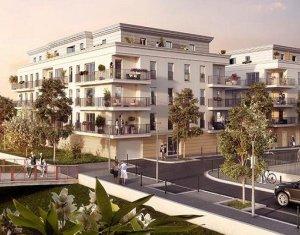 Achat / Vente programme immobilier neuf Chelles proche quartier de l'Aulnoy (77500) - Réf. 1827