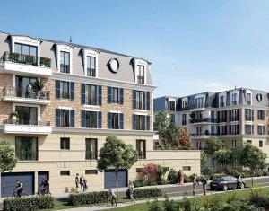 Achat / Vente programme immobilier neuf Chelles proche RER E (77500) - Réf. 6022