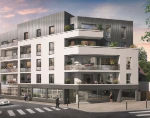 Achat / Vente programme immobilier neuf Chennevières-sur-Marne proche centre-commercial de Prince Vent (94430) - Réf. 2180