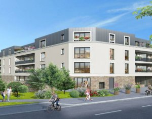 Achat / Vente programme immobilier neuf Chennevières-sur-Marne proche centre ville (94430) - Réf. 4267