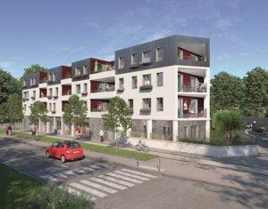 Achat / Vente programme immobilier neuf Chennevières-sur-Marne proche commodités (94430) - Réf. 3787