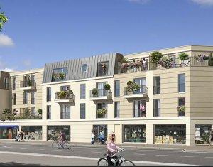 Achat / Vente programme immobilier neuf Chennevières-sur-Marne proche du Centre commercial Pince Vent (94430) - Réf. 1794