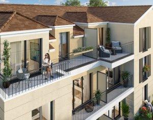 Achat / Vente programme immobilier neuf Chennevières-sur-Marne proche du centre-ville (94430) - Réf. 6045