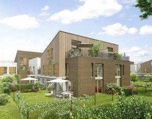 Achat / Vente programme immobilier neuf Chennevières-sur-Marne proche du centre-ville (94430) - Réf. 1612