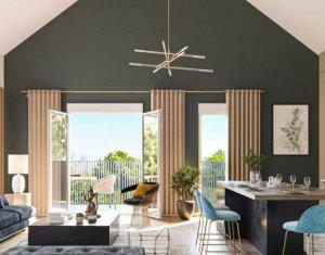 Achat / Vente programme immobilier neuf Chessy à 30 min de la Porte de Bercy (77700) - Réf. 4841