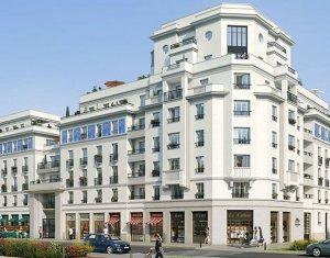Achat / Vente programme immobilier neuf Chessy  à côté du RER A Val d'Europe (77700) - Réf. 239