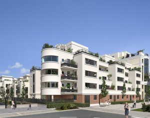 Achat / Vente programme immobilier neuf Chessy proche RER A (77700) - Réf. 2934