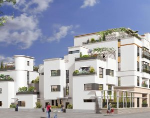 Achat / Vente programme immobilier neuf Chessy Val d'Europe (77700) - Réf. 437