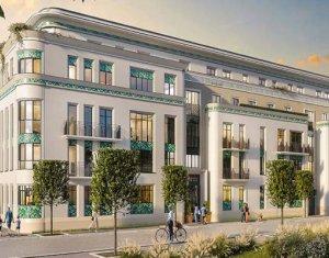 Achat / Vente programme immobilier neuf Chessy ZAC des Studios (77700) - Réf. 5585
