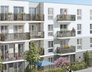 Achat / Vente programme immobilier neuf Chevilly-Larue à deux pas du Parc de la Roseraie (94550) - Réf. 4123