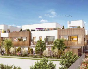 Achat / Vente programme immobilier neuf Chevilly-Larue proche aéroport d'Orly (94550) - Réf. 2667
