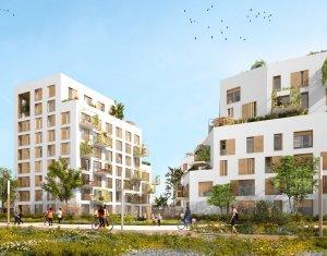 Achat / Vente programme immobilier neuf Chevilly-Larue proche du futur Grand Paris et Tram (94550) - Réf. 2662