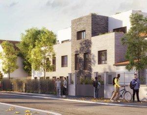 Achat / Vente programme immobilier neuf Chevilly-Larue quartier Les Portes d'Orly (94550) - Réf. 2361