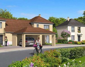Achat / Vente programme immobilier neuf Chevry-Cossigny proche forêt d'Armainvilliers (77173) - Réf. 2544