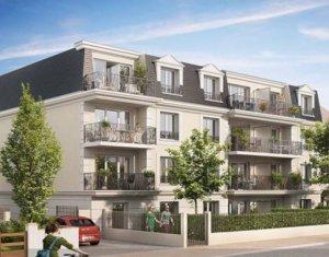 Achat / Vente programme immobilier neuf Chilly-Mazarin, quartier pavillonnaire, proche bus (91380) - Réf. 3199