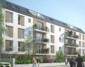 Achat / Vente programme immobilier neuf Choisy-le-Roi en face du parc de la Mairie (94600) - Réf. 258