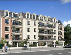 Achat / Vente programme immobilier neuf Clamart au cœur du Petit Clamart (92140) - Réf. 4329