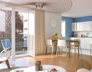 Achat / Vente programme immobilier neuf Clamart proche Tramway T6 (92140) - Réf. 2636