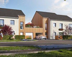 Achat / Vente programme immobilier neuf Claye-Souilly écoquartier du Bois des Granges (77410) - Réf. 5429
