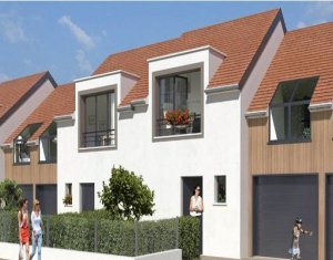 Achat / Vente programme immobilier neuf Claye-Souilly proche commerces (77410) - Réf. 4449