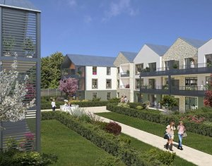 Achat / Vente programme immobilier neuf Claye-Souilly proche commerces (77410) - Réf. 3993