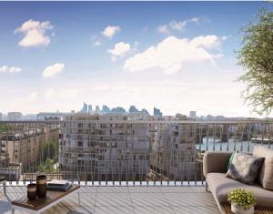 Achat / Vente programme immobilier neuf Clichy à 800 mètres de la ligne13 du métro (92110) - Réf. 3359