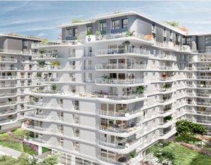 Achat / Vente programme immobilier neuf Clichy à 9 minutes à pied du métro (92110) - Réf. 5268