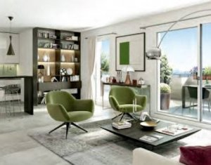 Achat / Vente programme immobilier neuf Clichy-la-Garenne à 400 mètres du métro (92110) - Réf. 4442