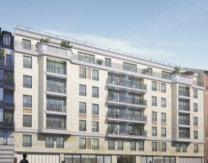 Achat / Vente programme immobilier neuf Clichy porte de Paris (92110) - Réf. 1693