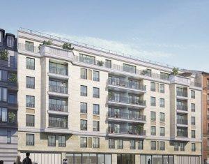 Achat / Vente programme immobilier neuf Clichy proche centre-ville (92110) - Réf. 791